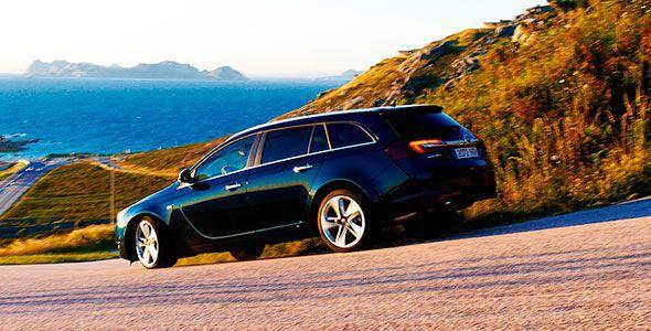 Prueba: Opel Insignia ST 2.0 turbo 250 CV 4×4 2013