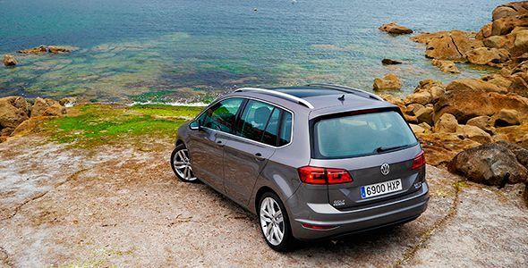 Prueba del Volkswagen Golf Sportsvan 2.0 TDi 150 CV DSG BMT 2014