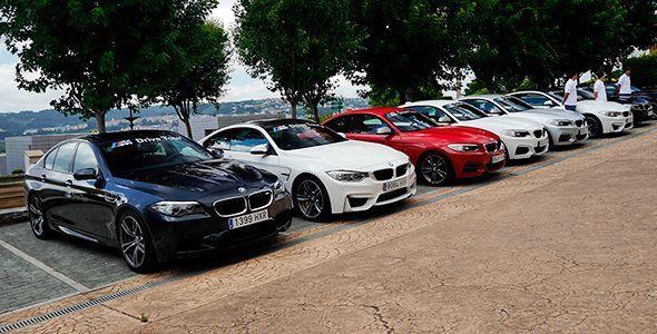 Probamos los nuevos BMW M4, M5 y M235i 2014