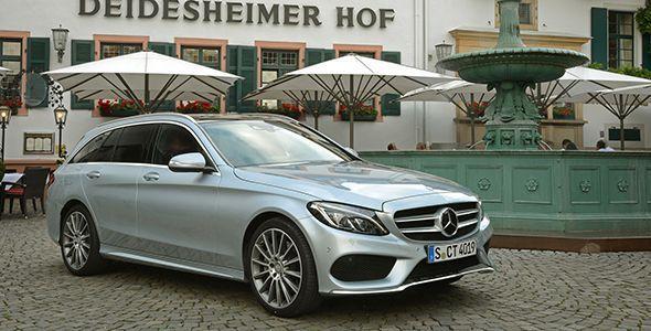 Precios del nuevo Mercedes Clase C Estate 2015
