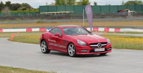 Mercedes-Benz abre en China su mayor centro de entrenamiento de conductores