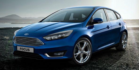 El nuevo Ford Focus frena solo