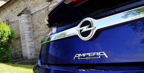 Habrá sustituto eléctrico para el Opel Ampera