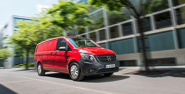 Así es el nuevo Mercedes Vito 2015 que se fabrica en Vitoria