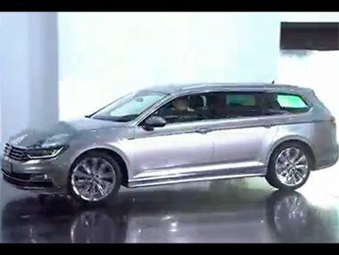 Vídeo del nuevo Volkswagen Passat 2015