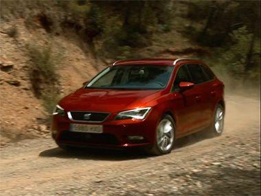 Vídeo presentación Seat León ST 4Drive 2014
