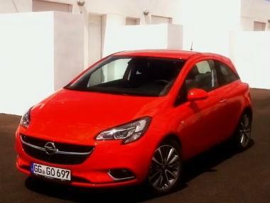 Vídeo: Opel Corsa 2014