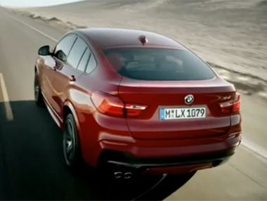 Vídeo: BMW X4