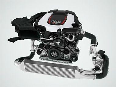 Así funciona el biturbo eléctrico del Audi V6 TDi