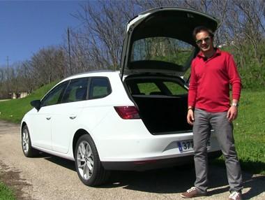 Vídeo prueba: Seat León ST 2.0 TDI 150 CV