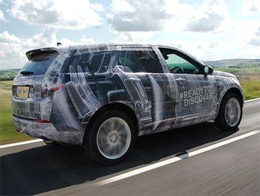 El Land Rover Discovery Sport 2015 al detalle, en vídeo