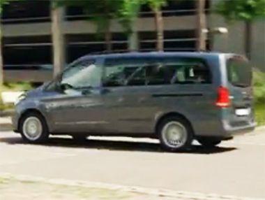 El nuevo Mercedes Vito 2015 en vídeo