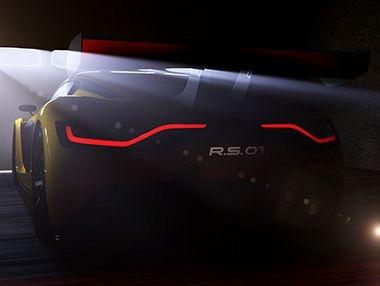 El nuevo Renault Sport R.S.01, en vídeo
