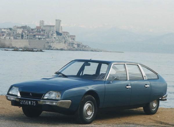 40 aniversario Citroën CX