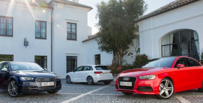 El Audi A3 actualiza su gama de motores.