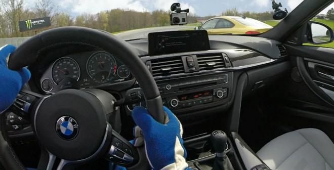 Tomas desde el interior, desde el exterior... todo es posible con la GoPro.