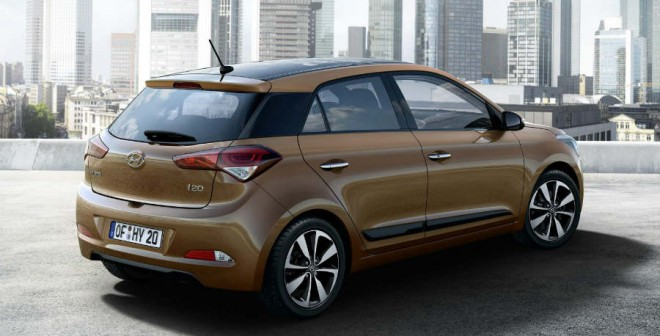 La nueva generación del Hyundai i20 actualiza su imagen en todos los campos.