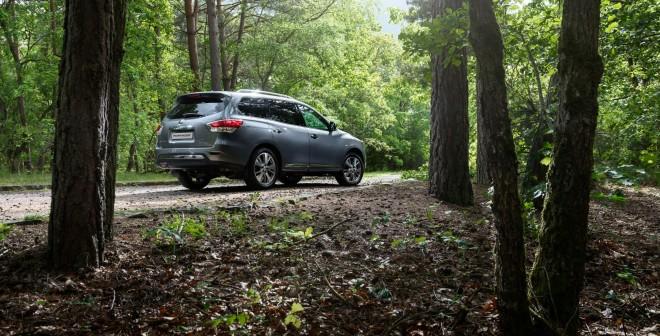 La versión híbrida del Pathfinder será la primera de estas características fabricada por Nissan en Rusia.