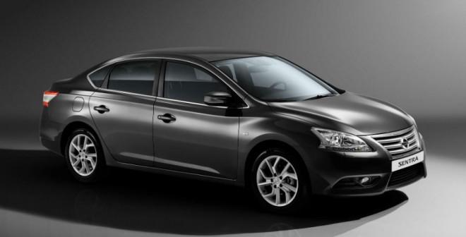 El Nissan Sentra cuenta con una altura respecto al suelo considerable para adaptarse a las duras condiciones de las carreteras rusas.