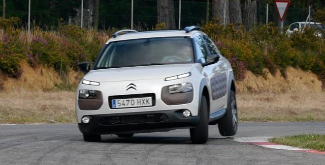 Prueba Citroën C4 Cactus HDi 92 CV ETG6, A Pastoriza, Rubén Fidalgo