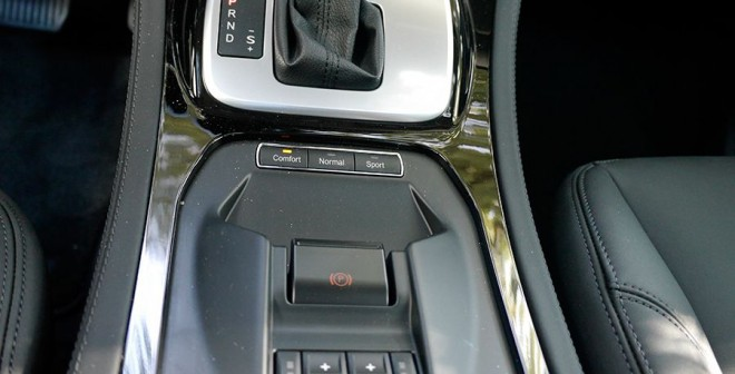 Prueba Ford Galaxy 2.0 TDCi 163 CV, interior, Rubén Fidalgo
