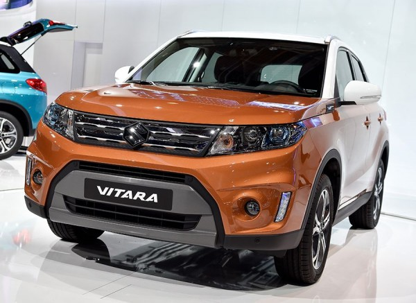 Suzuki Vitara Salón París 2014
