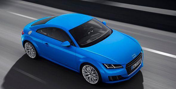 El nuevo Audi TT ya tiene precio