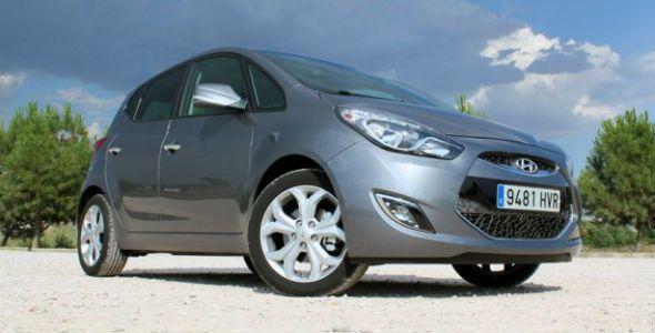 Prueba: Hyundai ix20 1.6 CRDi 128 CV Style