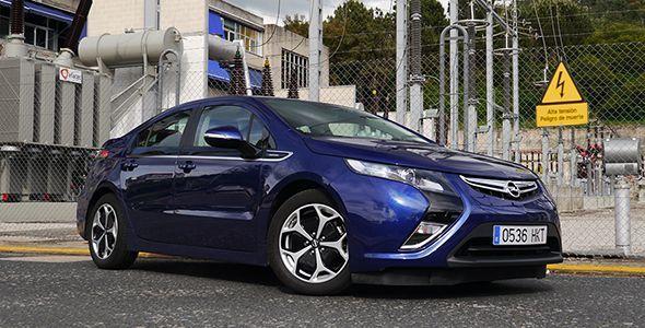 El Opel Ampera dejará de venderse mientras que el Volt continuará