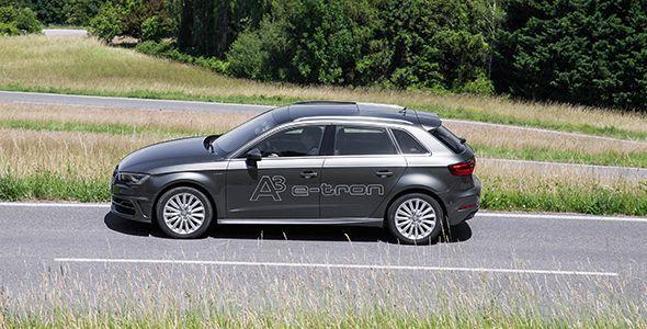 El Audi A3 Sportback e-Tron llega a Europa por 37.900 euros