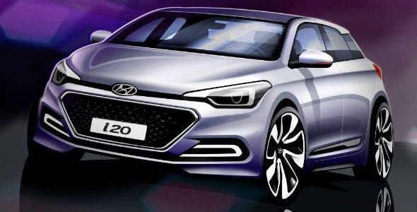 Hyundai i20, primeras imágenes