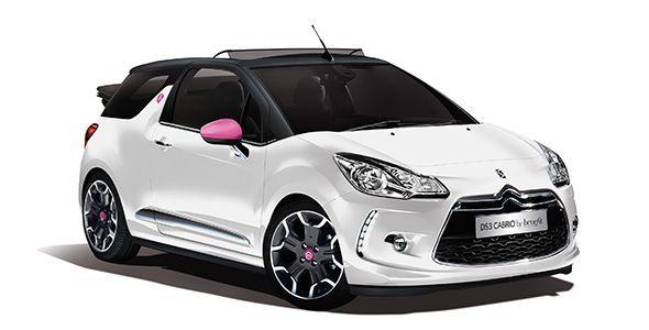 Citroën DS3 Cabrio Dstyle by Benefit, nueva serie especial