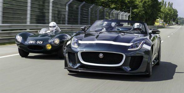 Jaguar: tres nuevos modelos en Pebble Beach