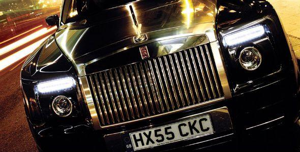 Rolls-Royce, nuevo modelo en camino