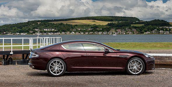 Nuevo Aston Martin Rapide S 2015