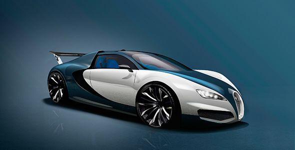 El sustituto del Bugatti Veyron tendrá 1.500 CV
