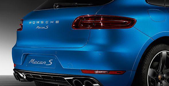 Nuevas opciones deportivas para el Porsche Macan