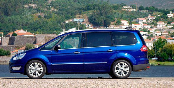 Prueba: Ford Galaxy 2.0 TDCi 163 CV automático