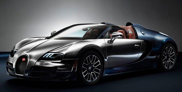 Bugatti Veyron Ettore Bugatti: el último