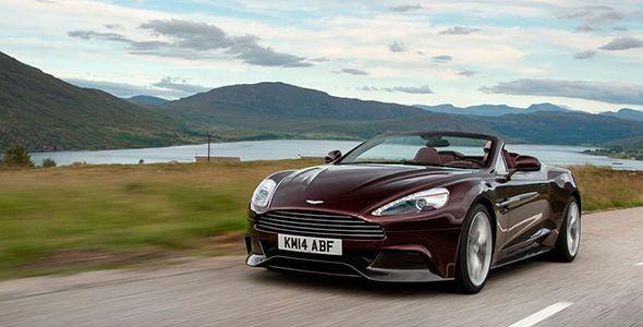 Aston Martin con Q de personalización en Pebble Beach