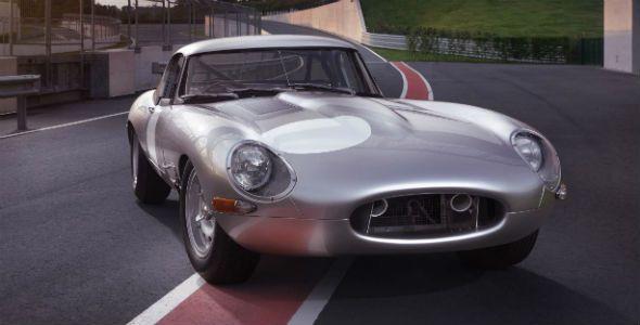 Jaguar E-Type Lightweight, el retorno de un clásico