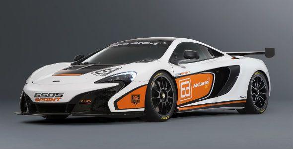 McLaren 650S Sprint: directo al circuito
