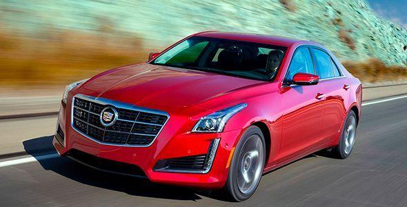 Nuevo Cadillac CTS 2015: hasta 426 CV