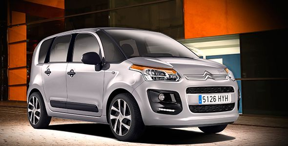 Nueva serie especial Citroën C3 Picasso Tonic