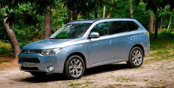 Prueba: Mitsubishi Outlander PHEV