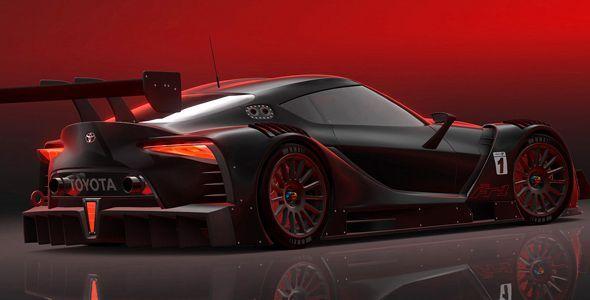 Toyota FT-1 Vision Gran Turismo: directo al circuito