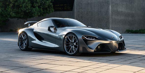 Toyota FT-1: el deportivo japonés cambia de traje