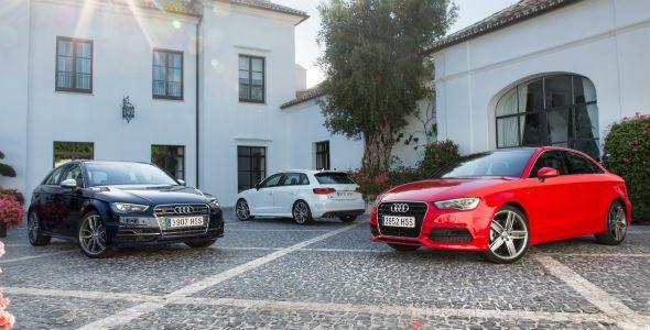 Audi: tecnologías para gastar menos combustible