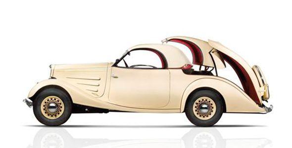 El Peugeot Eclipse celebra su 80 aniversario