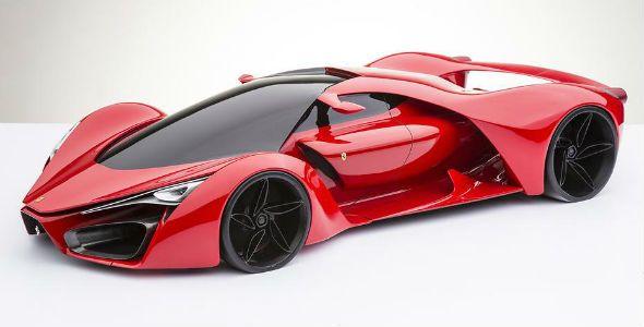 Ferrari F80 Concept: ¿el futuro Cavallino?